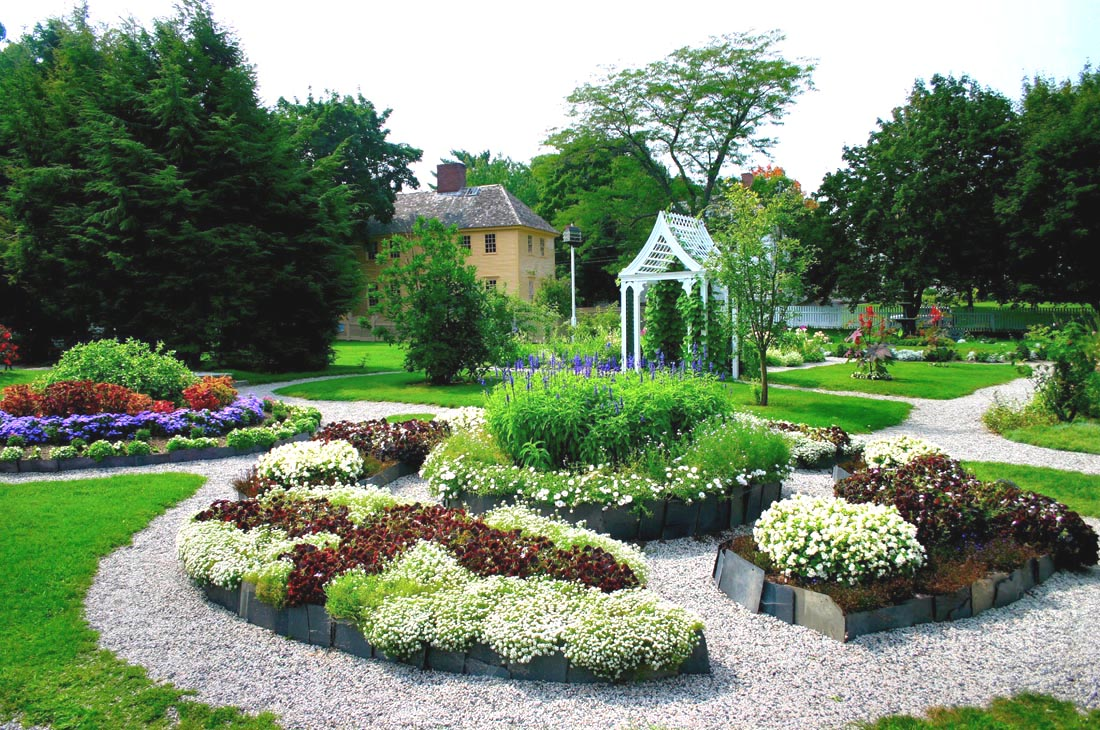 garden designs historical garden restorations and consultation