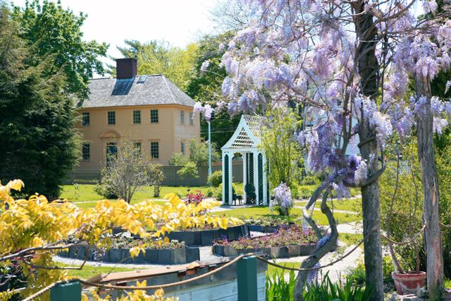 Goodwin Garden, Strawbery Banke Museum